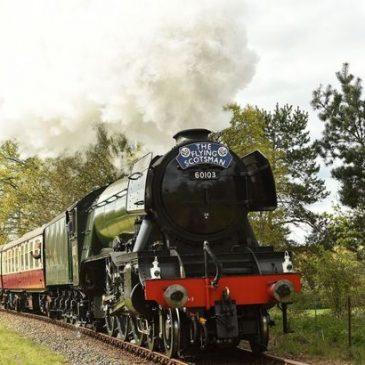 The Flying Scotsman  Autumn Steam Gala