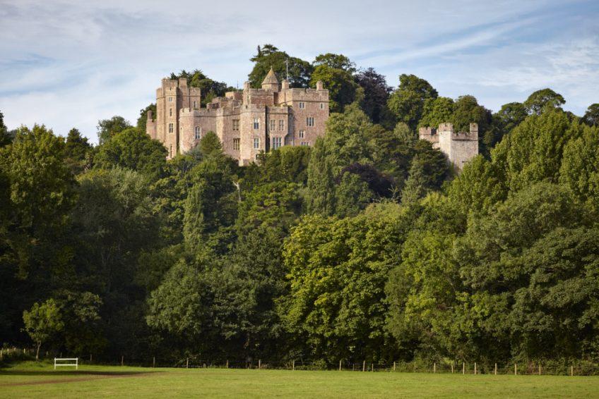 Dunster Castle & Gardens   National Trust   Visitor Information