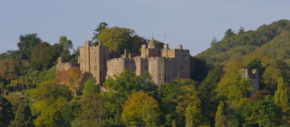 Things to do Exmoor Dunster Castle