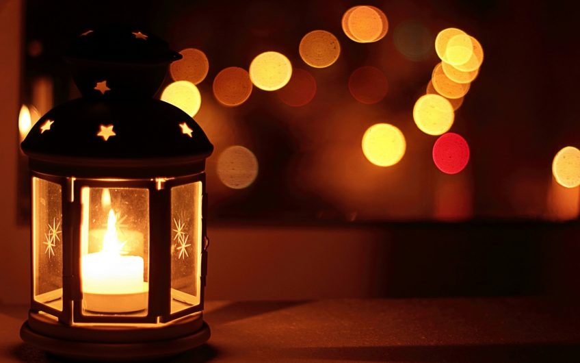 December | Dunster by Candlelight