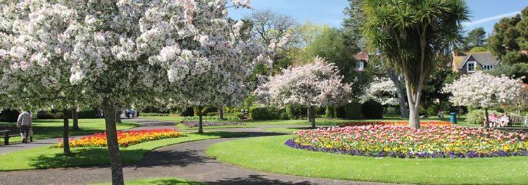 Blenheim Gardens, Minehead