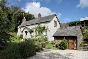 exmoor family cottages
