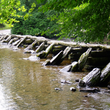 Tarr Steps | Ancient Bridge & Nature Reserve Walk