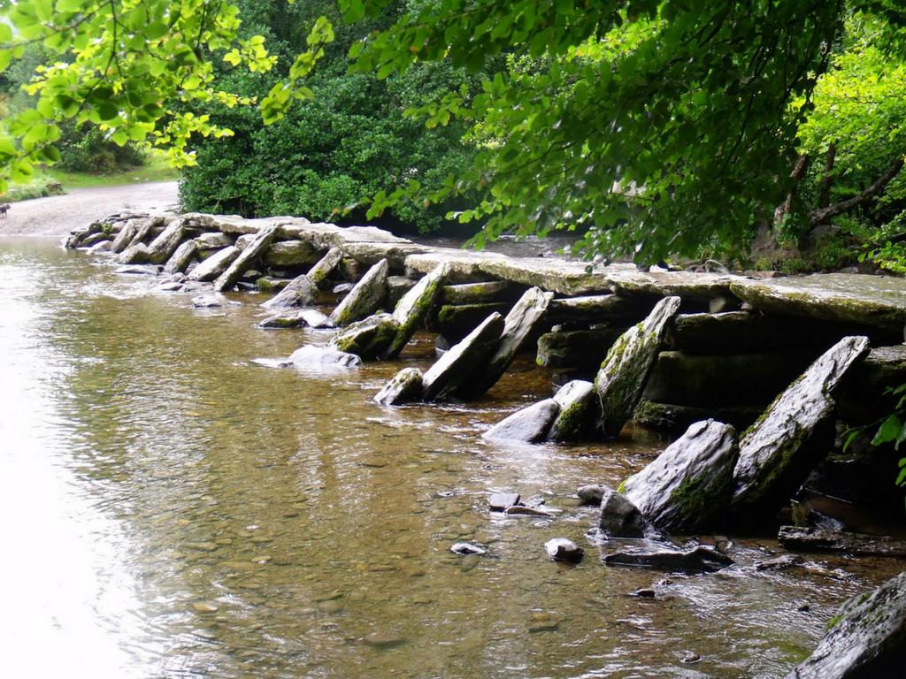 Tarr Steps Ancient Bridge Amp Nature Reserve Walk The