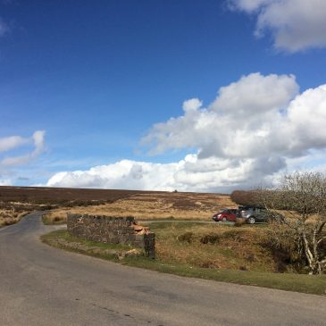 Exmoor Driving Route | A Day Out on East Exmoor