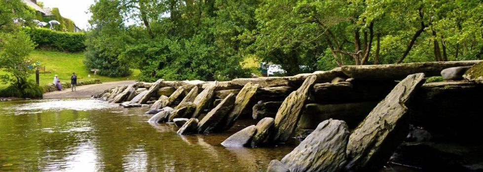 Exmoor Driving Route Tarr Steps