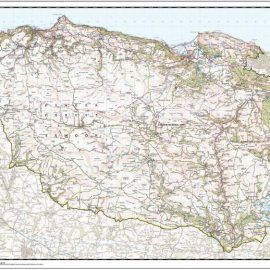 Useful Exmoor Maps | Walks, Things to Do, Places to Eat