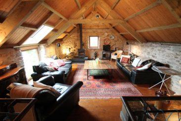 Bentwitchen Barn Cottage, North Molton