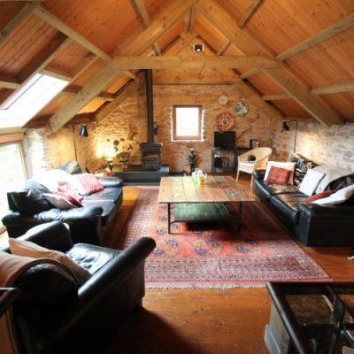 Bentwitchen Barn Cottage, North Molton