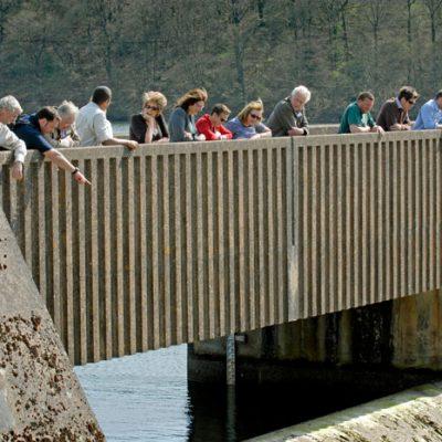 Wimbleball Lake Dam