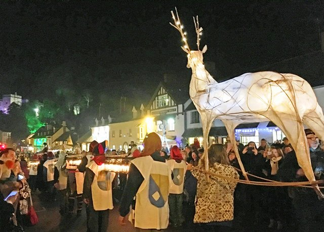 What's on through November and December across Exmoor