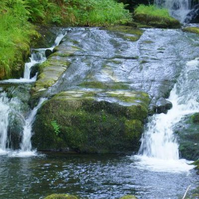 Walk along the Hoaroak River - Exmoor Christmas Things to Do