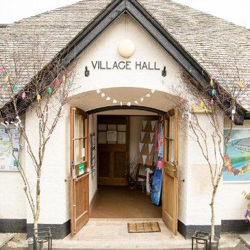 Exmoor Christmas Fair is hosted by Porlock Village Hall