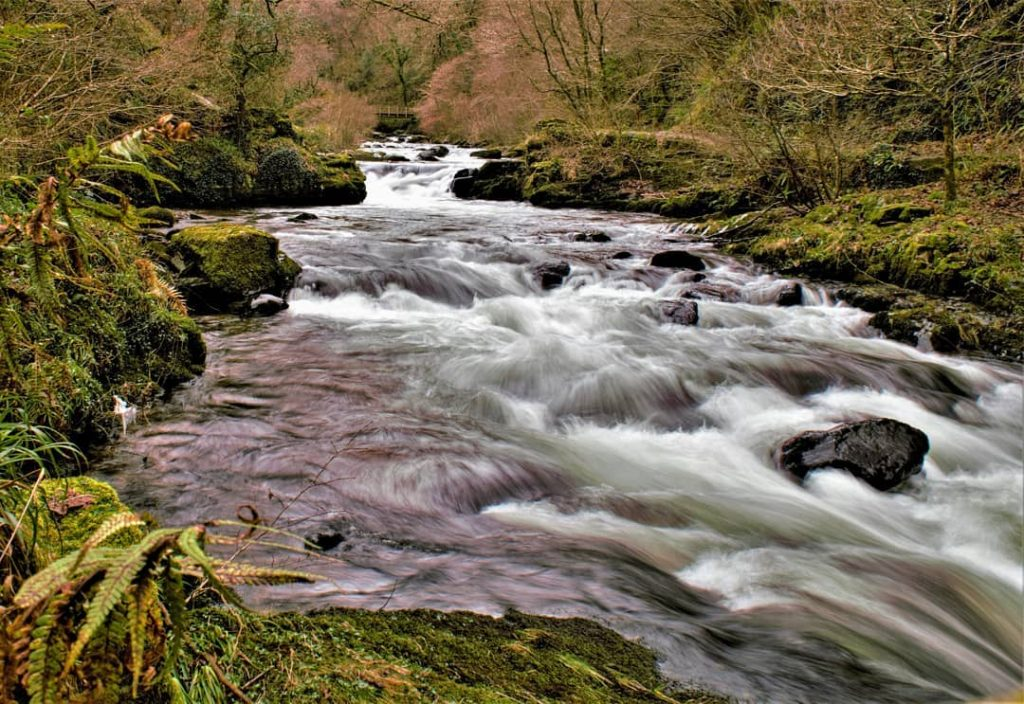 Short walks or longer hikes near Lynmouth and Lynton, Devon