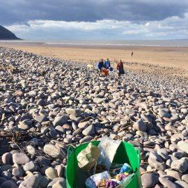 Coffee & Cake Beach Clean! | March 19