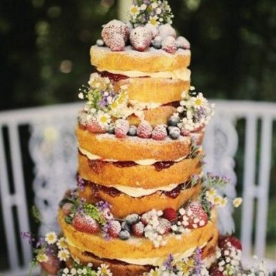 A cake a bit like this one, maybe..?