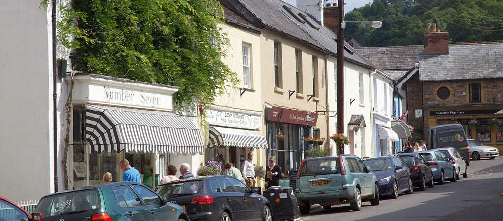 top 10 places to stay dulverton
