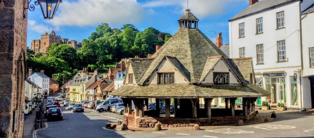 top 10 places to stay dunster