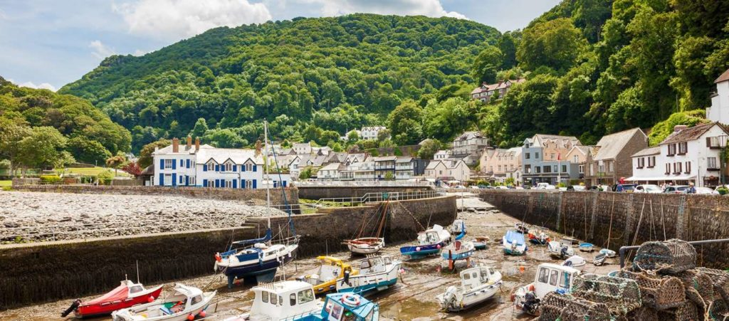 top 10 places to stay lynmouth