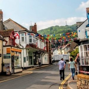 Porlock places to stay
