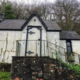 Best of Exmoor Community Project | TLC for the Tin Tabernacle!