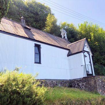 Best of Exmoor Community Project | Tin Tabernacle Transformation!