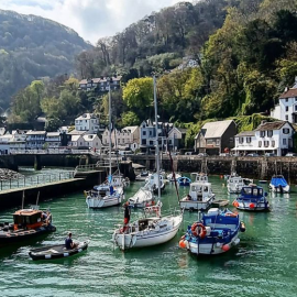 Lynmouth   A Visitors Guide