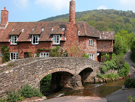 exmoor bridge