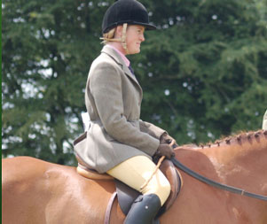 cutcombe horse show
